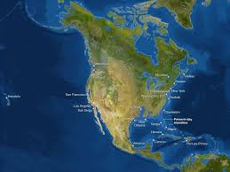 Amazon Basin Map Terrifying Here U0027s What The World Will Look Like Once All The Ice