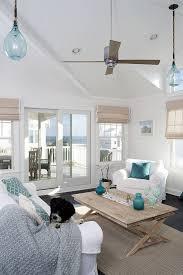 White And Blue Kitchen - white design