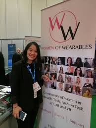women fashion journalism workshop women of wearables at the wearable tech show 2017 london u2014 women