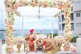 lowes wedding arches real wedding lowes coronado resort indian wedding