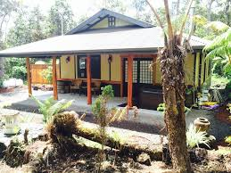 Lotus Garden Cottages by Guesthouse Tsugi Teahouse At Volcano Hi Booking Com