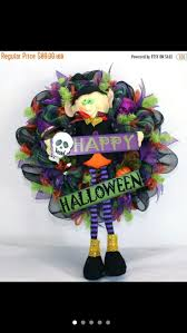 halloween stuff on sale 46 best halloween deco mesh wreaths images on pinterest