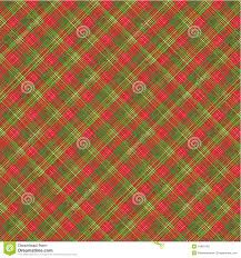 christmas plaid background with seamless pattern stock photos