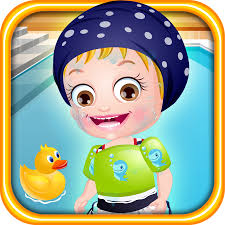 baby hazel swimming time android apps on google play
