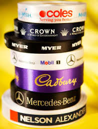 personalised printed ribbons australian printed ribbon