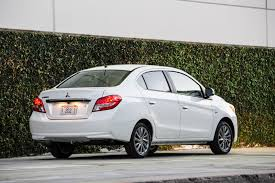 mitsubishi mirage sedan price 2017 mitsubishi mirage g4 subcompact sedan launched in new york