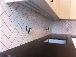 Herringbone Backsplash Ideas And Wall Tile Layout Patterns  Home - Herringbone tile backsplash