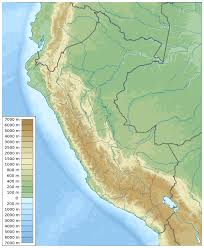 Physical Map South America by Tourist Map Of Peru South America Bugbog 5 Different Maps Of Peru