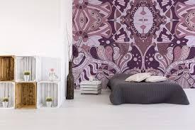 papier peint pour chambre coucher idées de décoration beau papier peint original quel papier peint