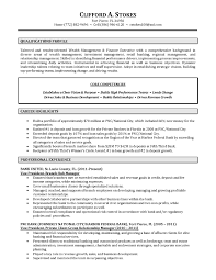 Sample Resume For Banking Operations by Bank Operations Officer Objective Resumes Bail Agent