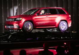 jeep hawk track jeep grand cherokee trackhawk pricing revealed bestride