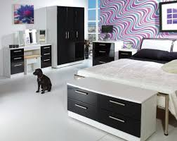 White Gloss Assembled Bedroom Furniture W S Furnishings Bedroom Furniture Bedroom Showroom