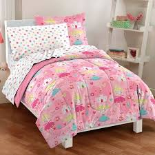 Little Girls Twin Bed Pink Pretty Little Princess Girls Bedding Twin Or Full Comforter