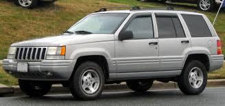 jeep cherokee grey 1996 jeep grand cherokee information and photos zombiedrive