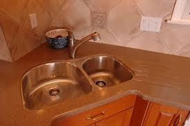 Kitchen Corner Sinks Stainless Steel by Corner Kitchen Sink Undermount Befon For
