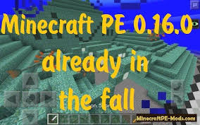 minecraft pocket edition mod apk minecraft pe 0 16 2 0 16 1 0 16 0 apk
