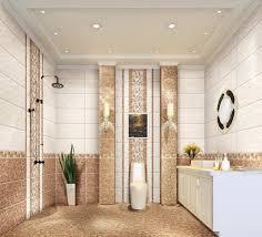 bathroom non slip glazed ceramic wall tiles design indoor tile