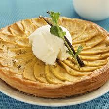 tarte tatin cuisine az recette tarte tatin à la mangue facile rapide