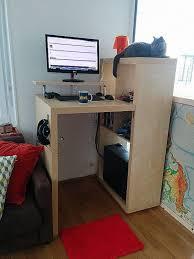 fabriquer un bureau informatique bureau beautiful construire bureau construire bureau