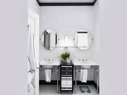 oval bathroom mirrors brushed nickel oval bathroom mirrors