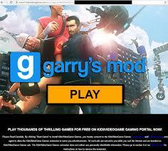 game like garry s mod but free avoid these free minecraft garry s mod adverts malwarebytes