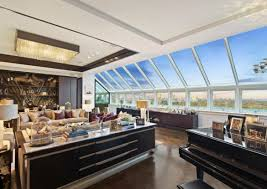 the interior of this 50 million attic penthouse in new york u0027s