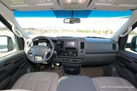 nissan nv2500 interior review 2013 nissan nv3500 hd sl 12 passenger van video the