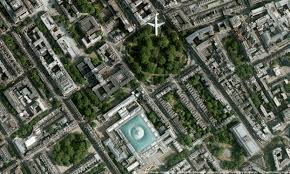 tourist mapping london