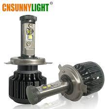 Led Auto Lights Aliexpress Com Buy Cnsunnylight H4 Hi Lo H7 H11 9005 9006 Led