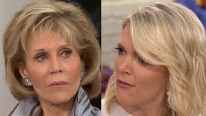 Flipping Out Ryan Brown by Jane Fonda Shuts Down Megyn Kelly U0027s Question Cnn