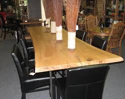 custom made white oak slab by walnut creek furniture custommade com