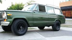 jeep grand wagoneer custom jeep grand wagoneer 1986 mp4 youtube