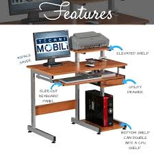 Small Workstation Desk Best Computer Desks 2018 Best For Small Spaces