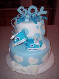 baby shower cake decorations for a boy baby shower sheet cake