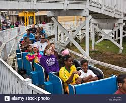 Six Flags Agawam Roller Coaster At Six Flags New England Near Agawam Massachusetts