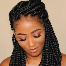 15 packs of hair to do bx braids 30 cute and chic box braids will rescue your natural curly hair