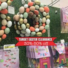 target offering 30 discount on target walmart 50 easter clearance sale freebieshark
