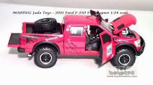 Ford Pickup Raptor 2010 - 96501wg jada toys 2011 ford f 150 svt raptor 124 scale diecast
