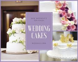 lavender wedding cakes photo collage templates by canva