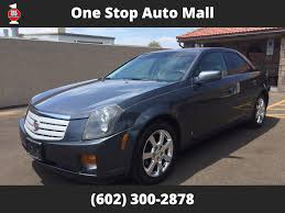 2007 used cadillac cts 2007 cadillac cts v6 4dr sedan at one stop