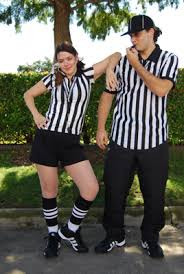 referee costume referee costume chris s and chelsea s of the hit run s flickr