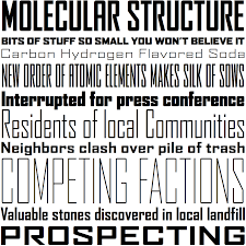 font bureau fonts agency fb from font bureau webtype