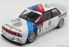 Bmw M3 1991 - autoart 89145 scale 1 18 bmw 3 series m3 e30 n 3 dtm 1991
