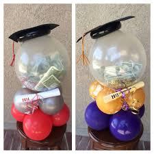 balloon arrangements for graduation graduation money balloon centerpiece balloon decorating