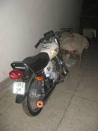 honda cg 125 2010 of vickytulla member ride 15612 pakwheels