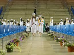 mount pleasant high in wilmington mt pleasant high graduation
