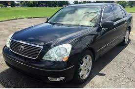 lexus ls 430 for sale by owner used lexus ls 430 for sale in miami fl edmunds