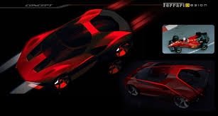 ferrari j50 price ferrari j50 might be blueprint for brand u0027s future design drivers