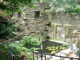 Small Backyard Pond Ideas How To Make Backyard Ponds House Exterior And Interior