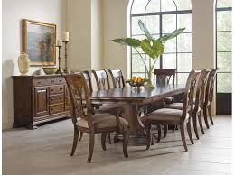 kincaid furniture dining room dining table base 95 054b shofer u0027s